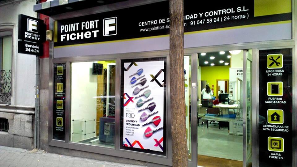 Nuevo dise o de fachada interiorismo corporativo for Empresas diseno grafico madrid