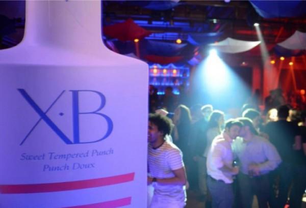 Evento Presentación XB en Madrid
