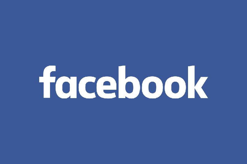 La palabra facebook