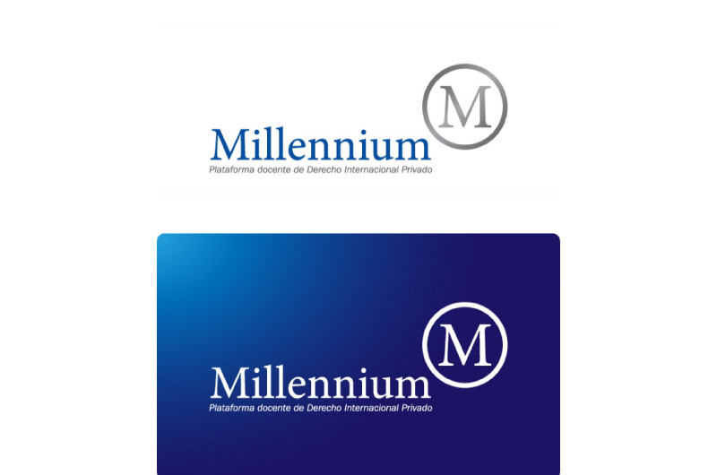 Diseño de tarjeta Millennium