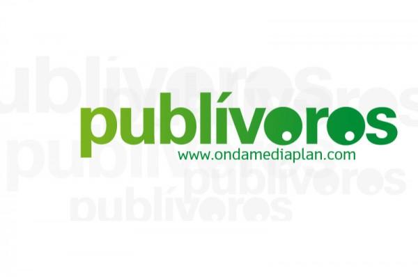 Tarjeta de publívoro