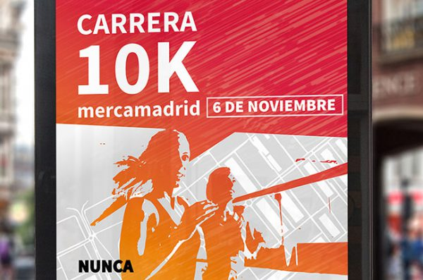 Mercamadrid Carrera 10K 2016