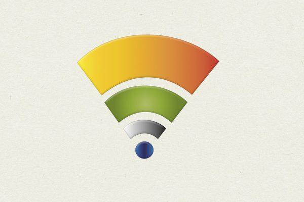 Imagen de una señal de wifi
