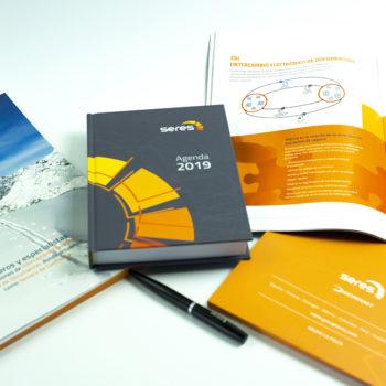 Diseño agenda Seres 2019