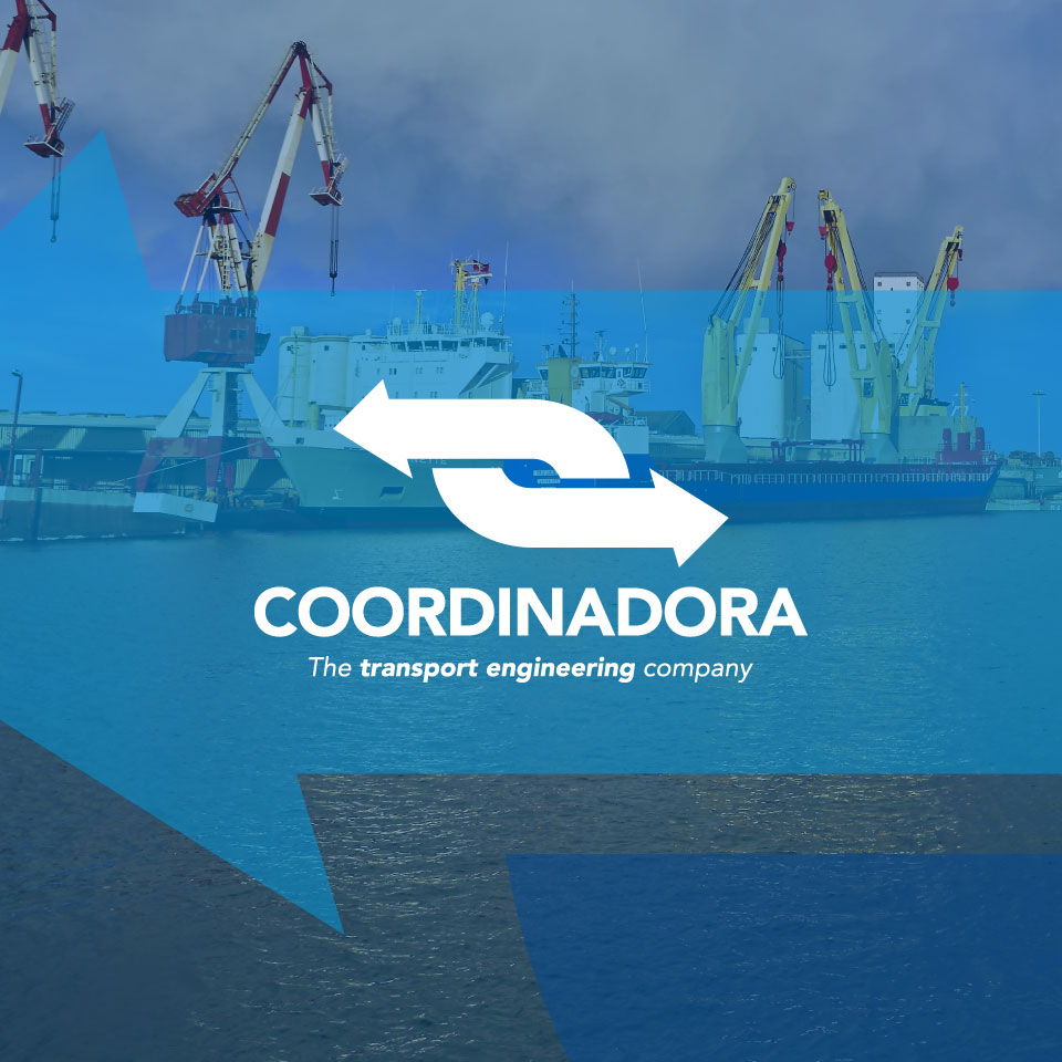 Logotipo de la empresa Coordinadora