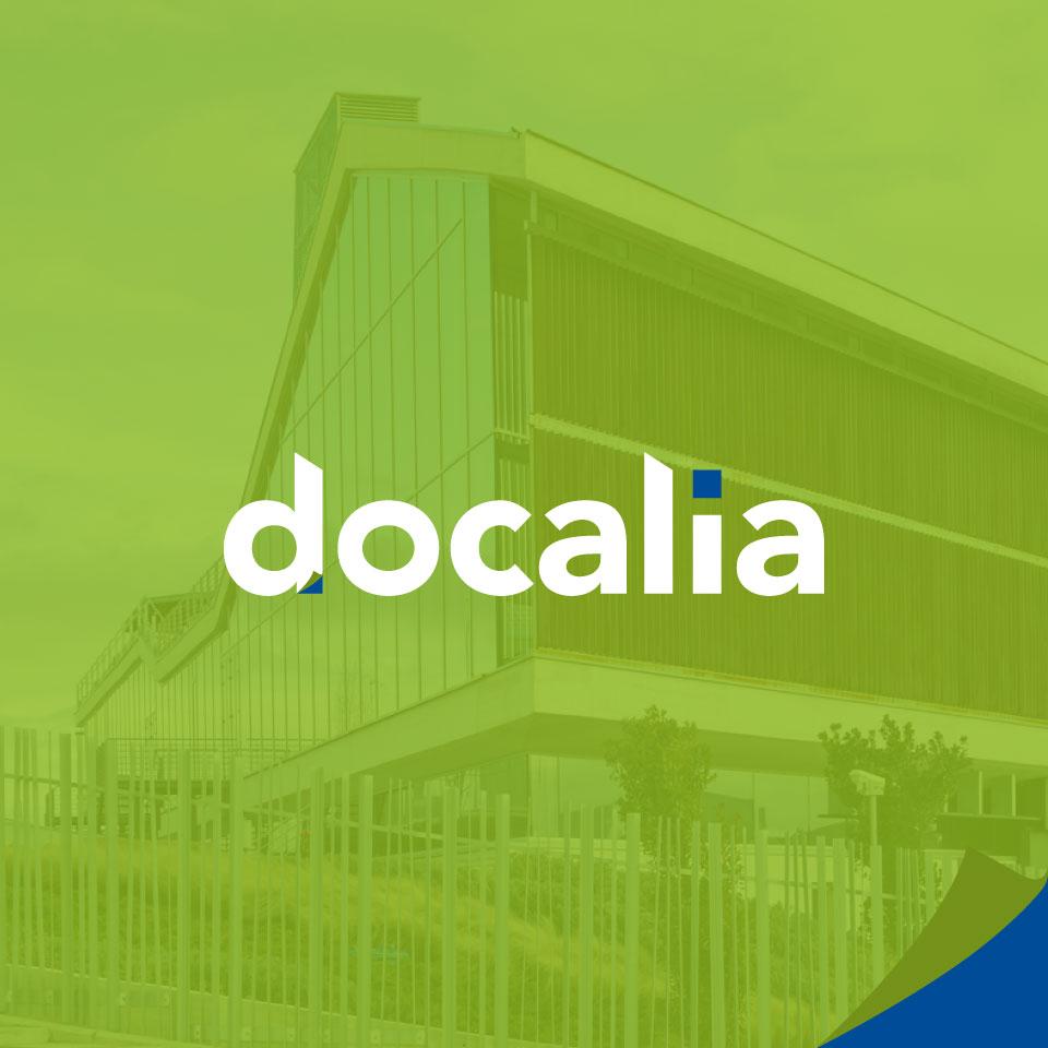 Branding de Docalia