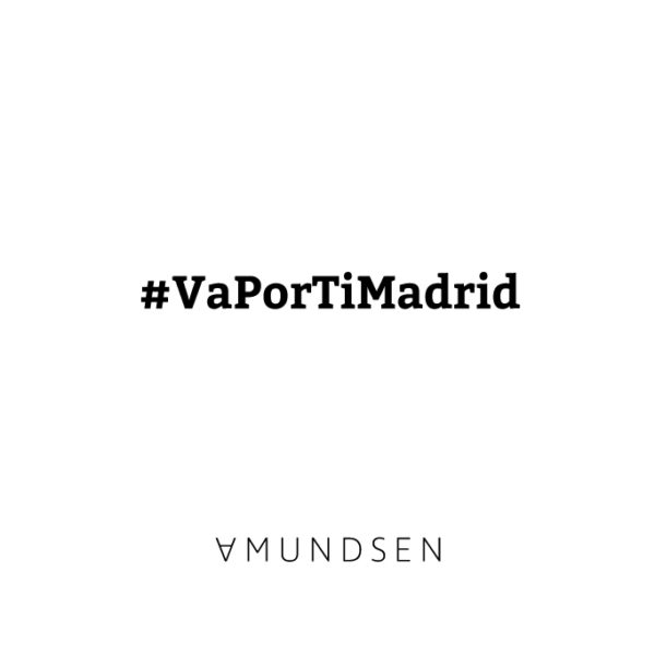 Lámina de la agencia Amundsen-Va por tí Madrid