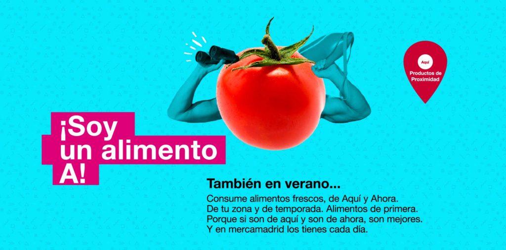 Imagen de alimento A-Un tomate